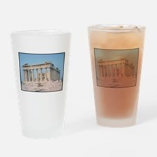 parthenon gifts Drinking Glass