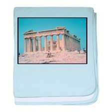 parthenon gifts baby blanket