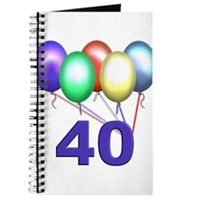 40 Gifts Journal