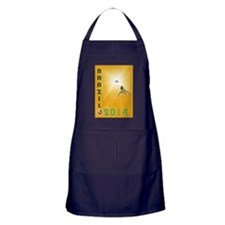 2014 world cup  Apron (dark)