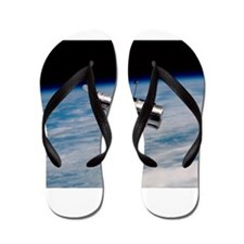 hubble picture gifts Flip Flops