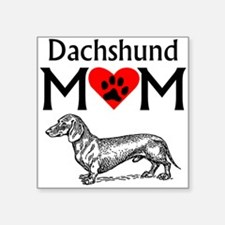 Dachshund Mom Sticker