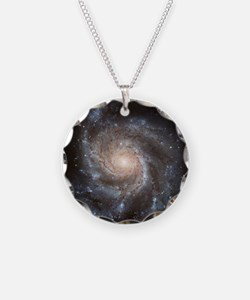 spiral galaxy gifts Necklace