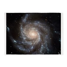 spiral galaxy gifts 5'x7'Area Rug