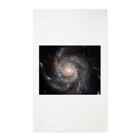 spiral galaxy gifts 3'x5' Area Rug