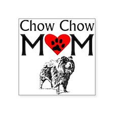 Chow Chow Mom Sticker