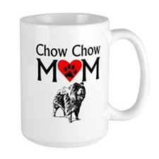 Chow Chow Mom Mugs