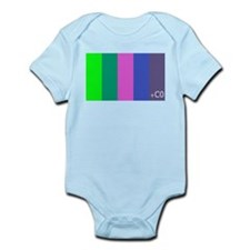 Free Speech Flag Infant Bodysuit