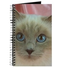 Siamese Cat gifts Journal