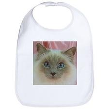 Siamese Cat gifts Bib