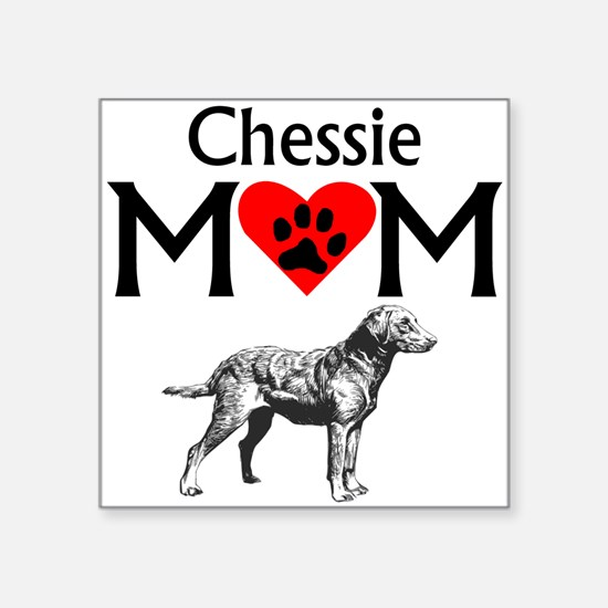 Chessie Mom Sticker