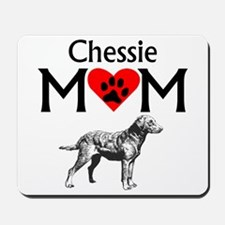 Chessie Mom Mousepad