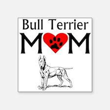 Bull Terrier Mom Sticker