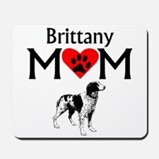 Brittany Mom Mousepad