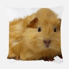 Guinea Pig gifts Woven Throw Pillow