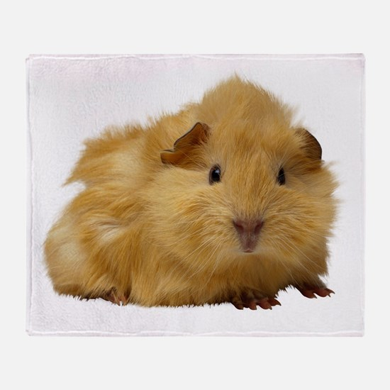 Guinea Pig gifts Throw Blanket