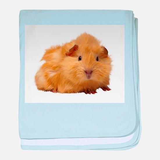 Guinea Pig gifts baby blanket