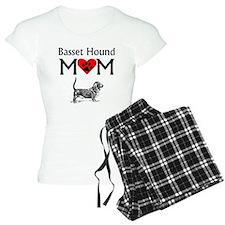 Basset Hound Mom Pajamas