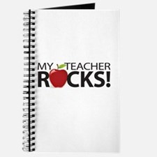 My Teacher Rocks! Journal