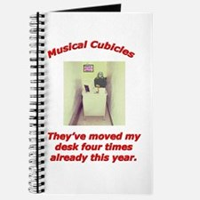Musical Cubicles Journal