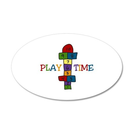 PLAY GAME Wall Decal