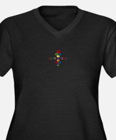 PLAY GAME Plus Size T-Shirt