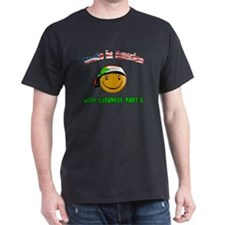 Made in America with Sudanese T-Shirt