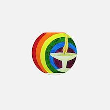 Unique Unitarian Mini Button