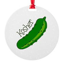 KOSHER Ornament