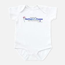 Huntington Pride Infant Bodysuit