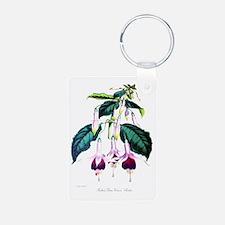 Paxton's Fuchsia Queen Vic Keychains
