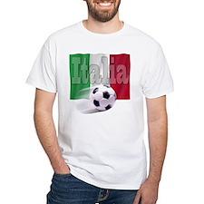 Soccer Flag Italia Shirt