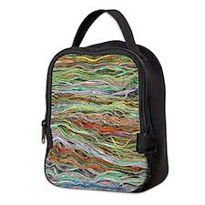Yarn Neoprene Lunch Bag