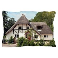 Thatched Cottage, United Kingdom 2 Pillow Case