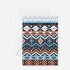 Native Pattern Greeting Cards