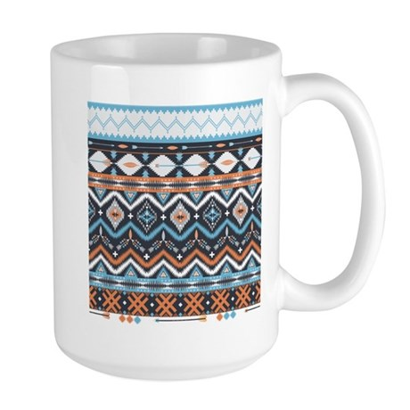 Native Pattern Mugs