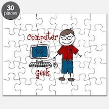 Computer Geek Puzzle