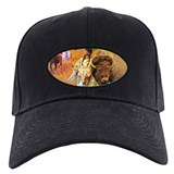 Bison hat Black Hat