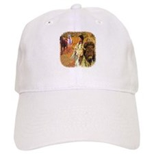 Buffalo Woman Baseball Cap
