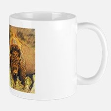Buffalo Woman Mug