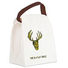 Cute Detect Canvas Lunch Bag