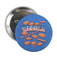 """Bam! 'Merica Pow! 2.25"""" Button"""