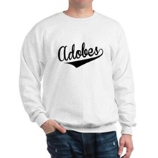 Adobes, Retro, Sweatshirt