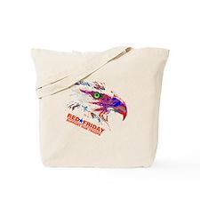 Unique Patriotic eagle Tote Bag