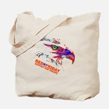 Funny Red fridays Tote Bag