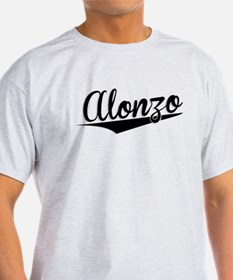 Alonzo, Retro, T-Shirt