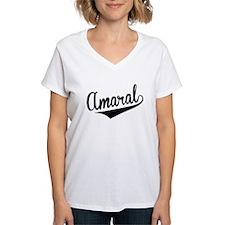 Amaral, Retro, T-Shirt