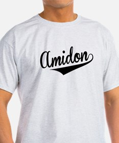 Amidon, Retro, T-Shirt