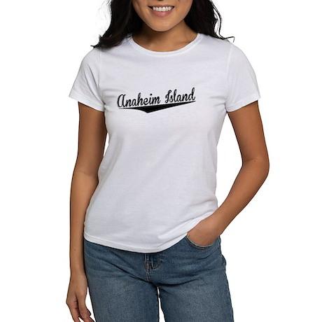 Anaheim Island, Retro, T-Shirt