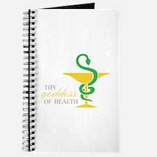 THY goddess OF HEALTH Journal